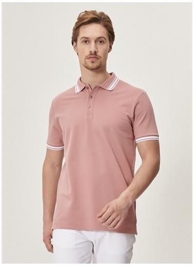 Altınyıldız Classics Altinyildiz Classic T-Shirt Gül Kurusu